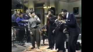 Rev Claude Jeter & Shirley Ceaser - Mary, Dont You Weep (Live)