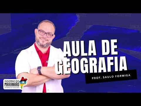 Aula 12 | Urbanização brasileira - Parte 01 de 03 - Geografia