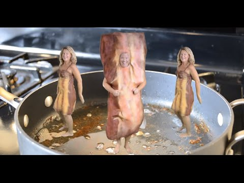 Untz Untz Bacon - Bacon Song - Bacon Dance - Bacon Costume
