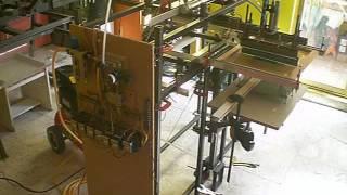 Máquina Automática Para Imprimir Promocionales Con Serigrafía, Vaso De Cristal.
