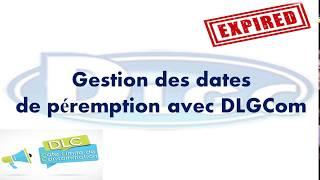 Gestion des dates de Péremption