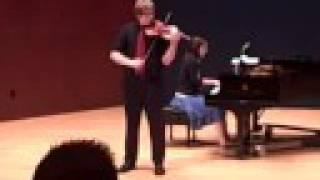 Lalo's Symphonie Espangole  - Forrest McKinney