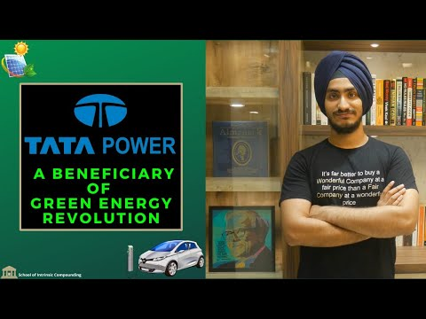 One Stock for Green Energy Revolution In India 🔋🔋