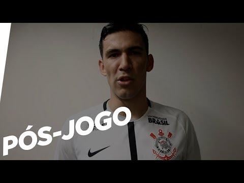 Pós-Jogo - Corinthians 2x1 Ferroviária - Paulistão 2018