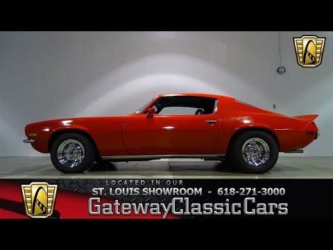 1973 Chevrolet Camaro for Sale - CC-998756