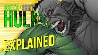 Ultimates: Green Hulk and Grey Hulk Explained