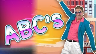 ABC Dance Medley | Jack Hartmann