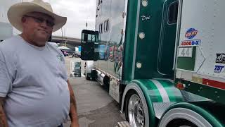 How super sleepers work in trucking . The snows
