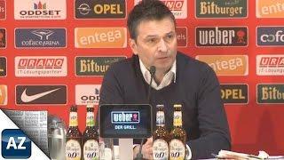 preview picture of video 'Mainz 05 trennt sich von Trainer Hjulmand'