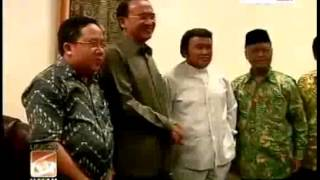 Berita Terbaru Hari Ini  Koalisi Jilid 2 Rhoma Irama Datangi Ketua Umum PPP 16 April 2014