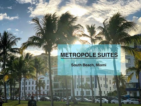 Metropole South Beach, Miami Hotel Review & Tour