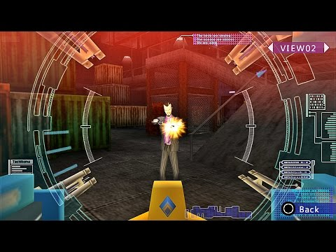 Ghost In The Shell Stand Alone Complex Walkthrough Psp 5 By Bballuk Game Video Walkthroughs
