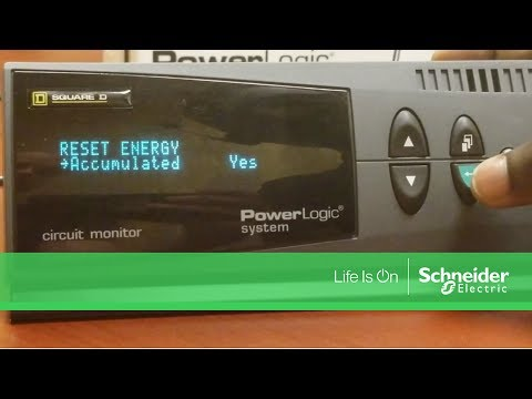 Video: How to reset Energy values from the fr