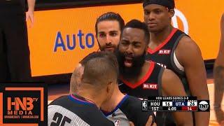 Houston Rockets vs Utah Jazz - Game 4 - 1st Qtr Highlights | April 22, 2019 NBA Playoffs