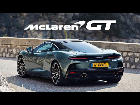 External Review Video mrquTaSEgW4 for McLaren GT Sports Car