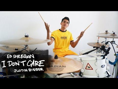 I DON'T CARE - Ed Sheeran, Justin Bieber | Alejandro Drum Cover *Batería*