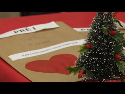 Papai Noel dos Correios tem 200 cartinhas para serem apadrinhadas em Friburgo