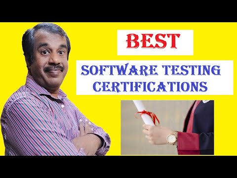 software testing certification for testing professionals | best | testingshala | ISTQB | ASTQB | QAI