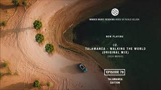 Roald Velden - Minded Music Sessions 078 (Talamanca Edition) [October 9 2018]