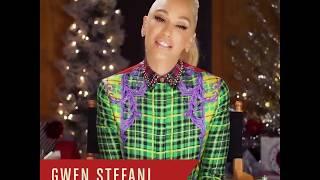 Gwen Stefani On Her ''Feliz Navidad'' Duet With Mon Laferte