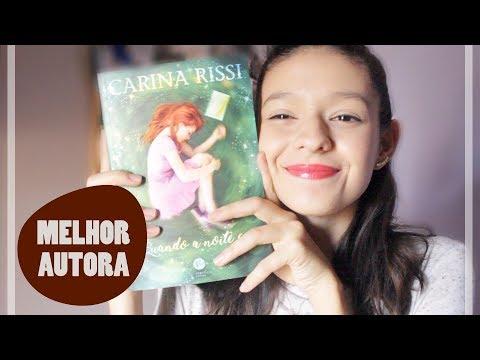 ME RENDI À CARINA RISSI  | Resenha
