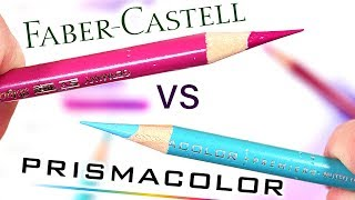 Prismacolor Premier VS Faber Castell Polychromos Colored Pencils   Which Is Better?
