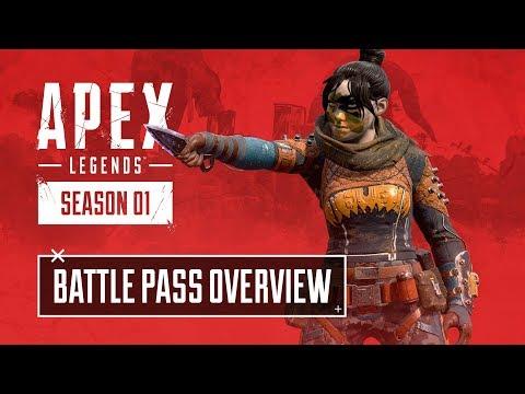 Apex Legends Season 1 Battle Pass Trailer