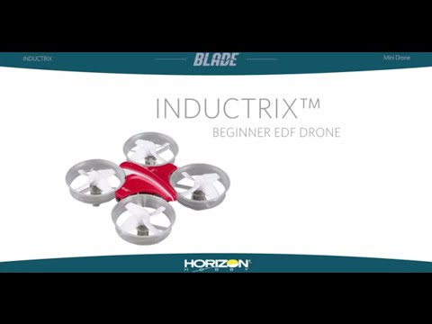 Blade BLH8700 Inductrix™ Quadcopter RTF
