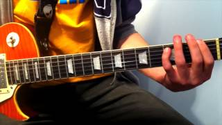 Welcome To The Black Parade - Guitar Lesson - My Chemical Romance - Simplified Version