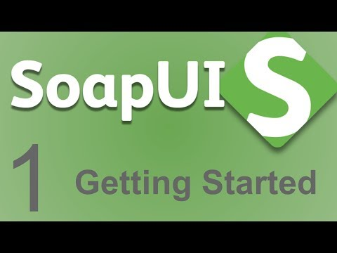 SoapUI Beginner Tutorial 1 - What is SoapUI   SoapUi Introduction   Getting Started