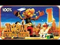 Asterix At The Olympic Games Walkthrough Part 1 x360 Wi
