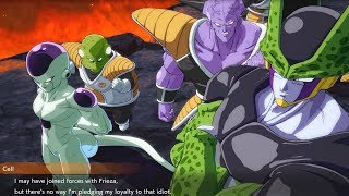 Dragon Ball FighterZ - Ginyu Says Cell Looks Like Frog & He Can't Swap Body With Him