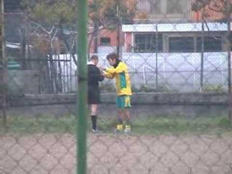 Amore con l'arbitro