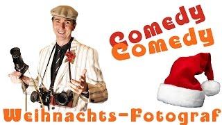 preview picture of video 'Weihnachtsfeier Salzgitter | Tolle Idee | Comedy-Fotograf für Ihre Firmenweihnachtsfeier'