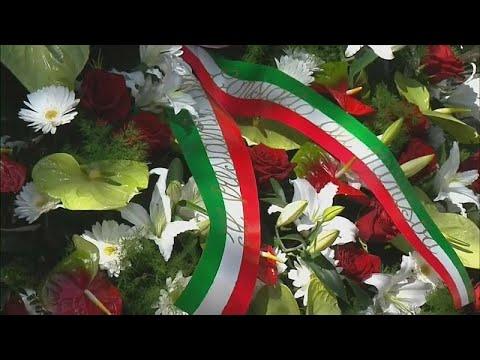 Covid-19:«Μαύρη» εθνική επέτειος για την Ιταλία