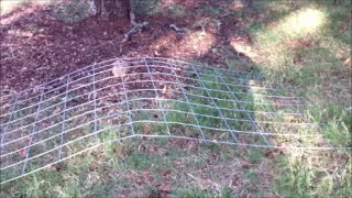 How To Straighten A Bent Cattle Panel