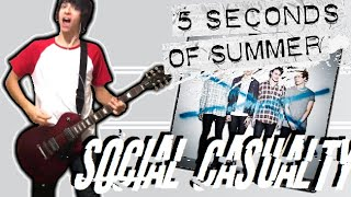 5 Seconds Of Summer - Social Casualty Guitar Cover (w/ Tabs)