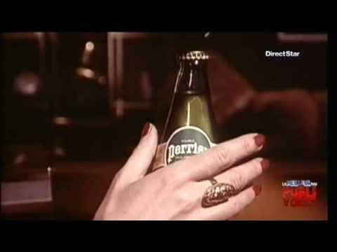 Sexy 70s Perrier Ad