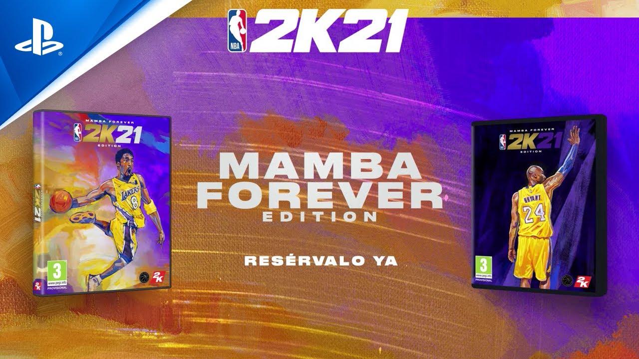 Ya conocemos las ediciones de NBA 2K21