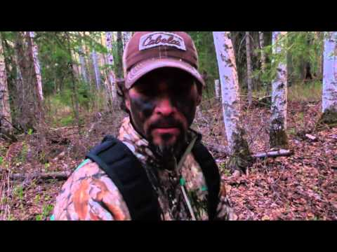 Ultimate Bowhunting TV Bear Hunt with Northern Alberta Outfitters