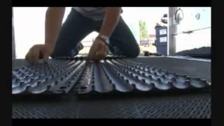 Защитное покрытие для пола прицепа SuperGlides