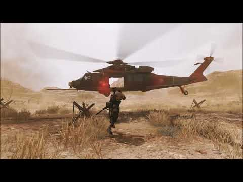 MGS V: The Phantom Pain Stealth Kills (A Hero's Way)1080p60Fps