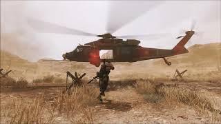 MGS V: The Phantom Pain Stealth Kills (A Hero