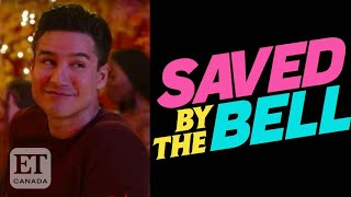Mario Lopez, Elizabeth Berkley Reunite In 'Saved By The Bell' Trailer