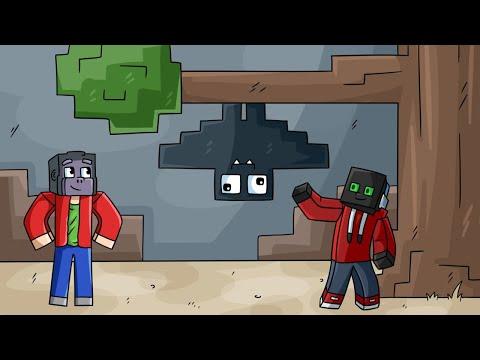 ROZTOMILÝ NETOPÝR! (Minecraft Build Battle) w/ Marwex