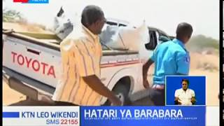 Hatari Ya Barabara:Watu wengi wamekuwa wakifariki,kutokana na hali mbaya ya barabara huko Garissa