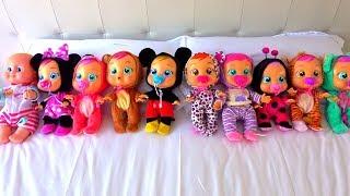 Дети не хотят спать или Алиса и ее куклы
