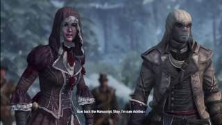 Assassin's Creed Rogue Shay Cormac's Betrayal
