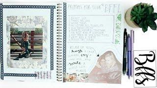 Journal Ideas For your Best Friend   Prompt Ideas