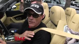 Jean Claude Van Damme Is Not A Fan Of Vegemite!